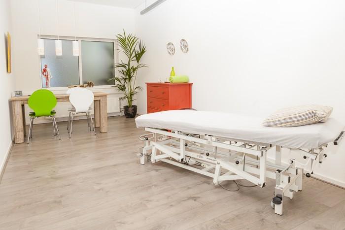 Behandelkamer Praktijk Nuij